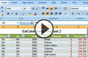 Click to view the Excel 2007 Essential Training course page