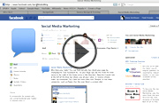 Click to launch the Social Media Marketing with Facebook and Twitter video trailer
