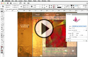 Click to launch the InDesign CS6 Essential Training video trailer
